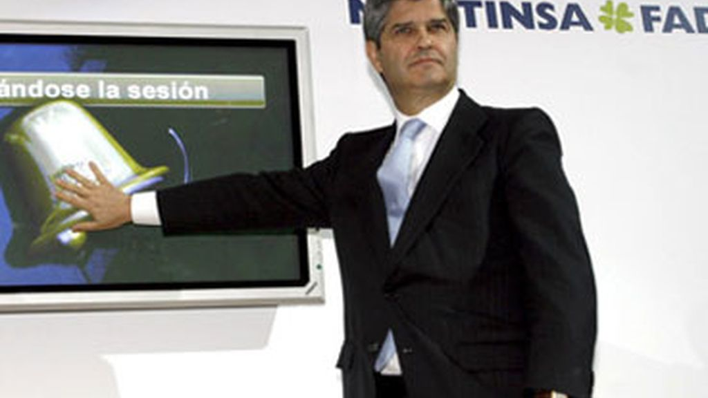 Fernando Martín Álvarez. Foto: EFE