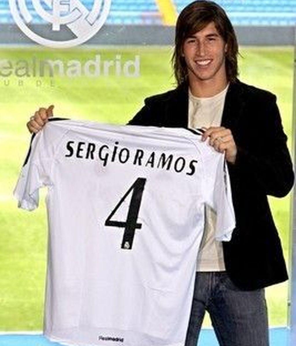 2005: Ramos llega al Real Madrid