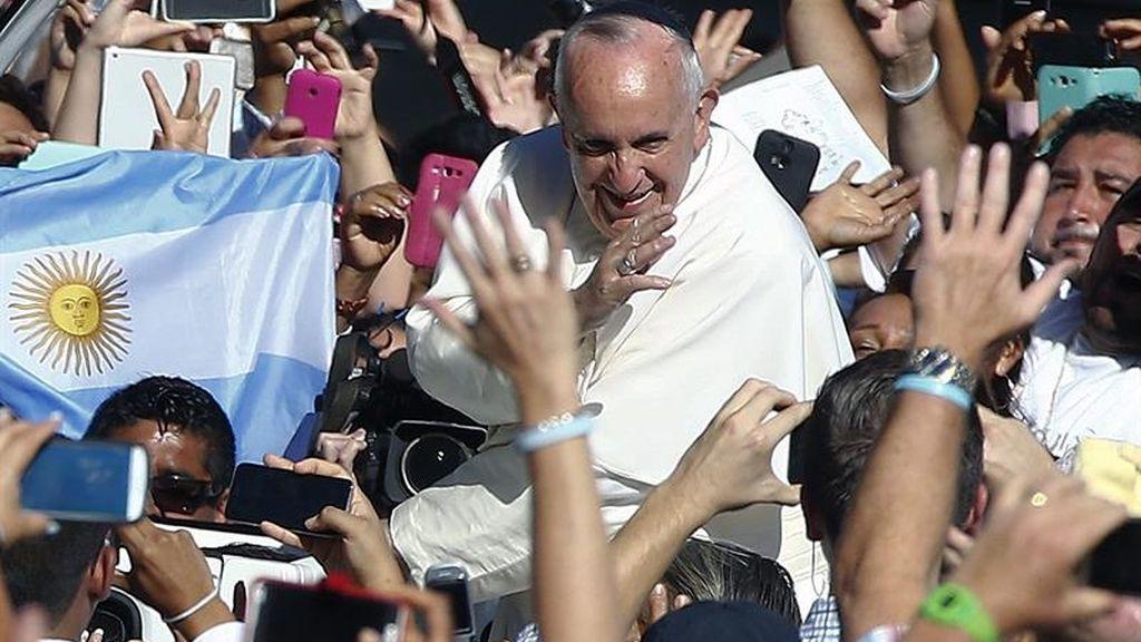 El Papa, cita con la historia en el Capitolio de Estados Unidos