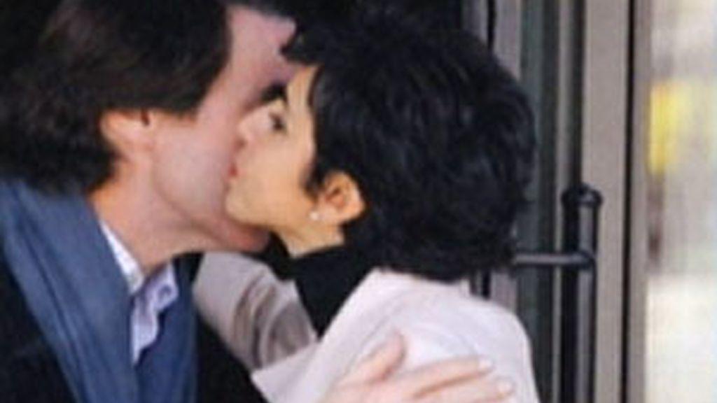 Las fotos, publicadas por Interviú, una semana después de los rumores de paternidad. Vídeo: Informativos Telecinco