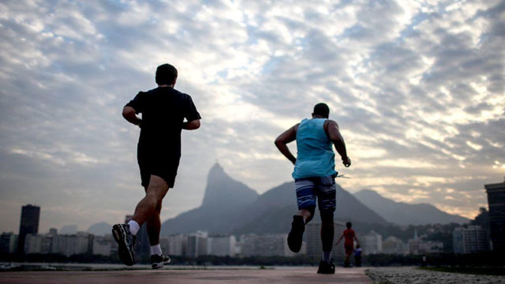 Hay que combinar el deporte en el gimnasio con el que se for Gimnasio 8 de octubre