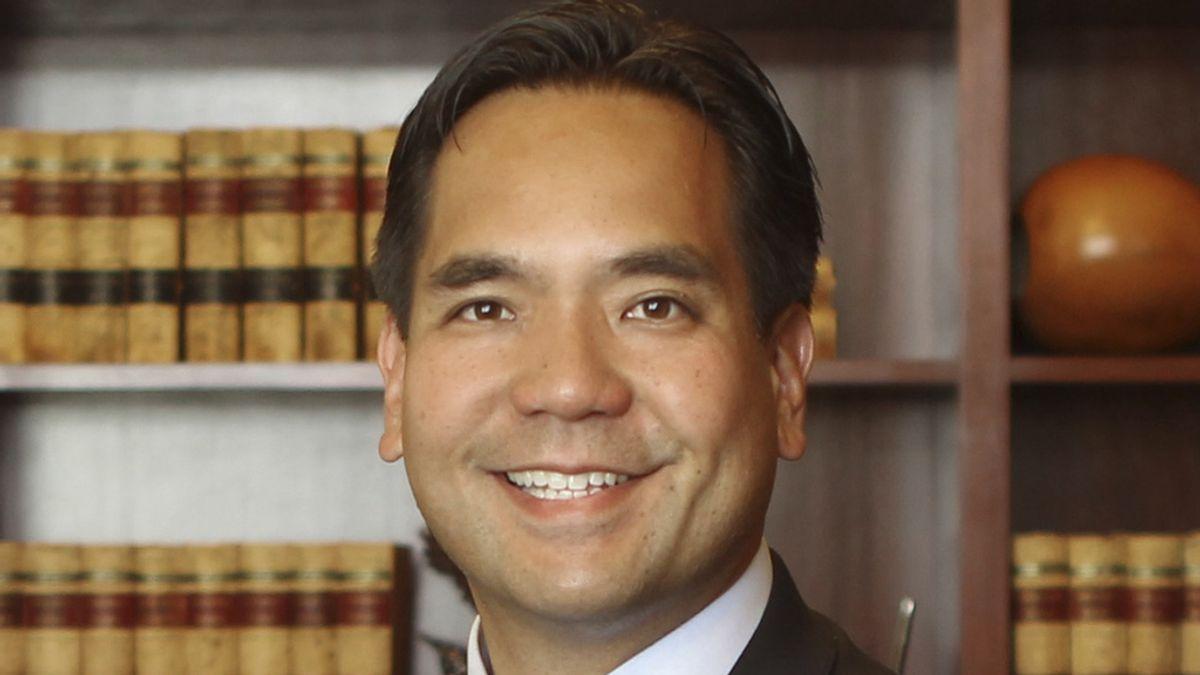 Sean Reyes, fiscal general de Utah