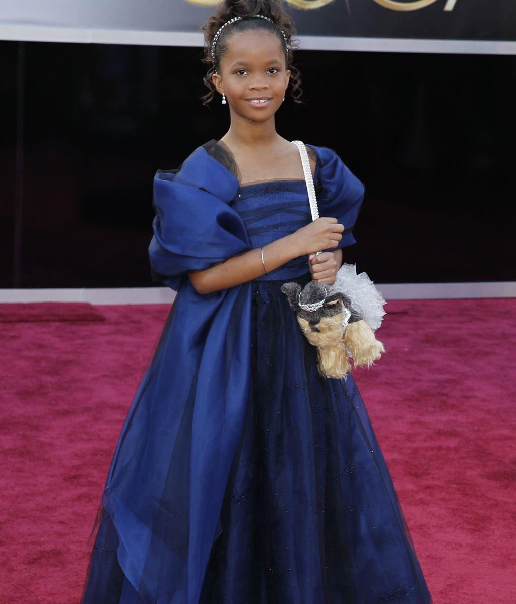 Quvenzhané Wallis, nominada a mejor actriz