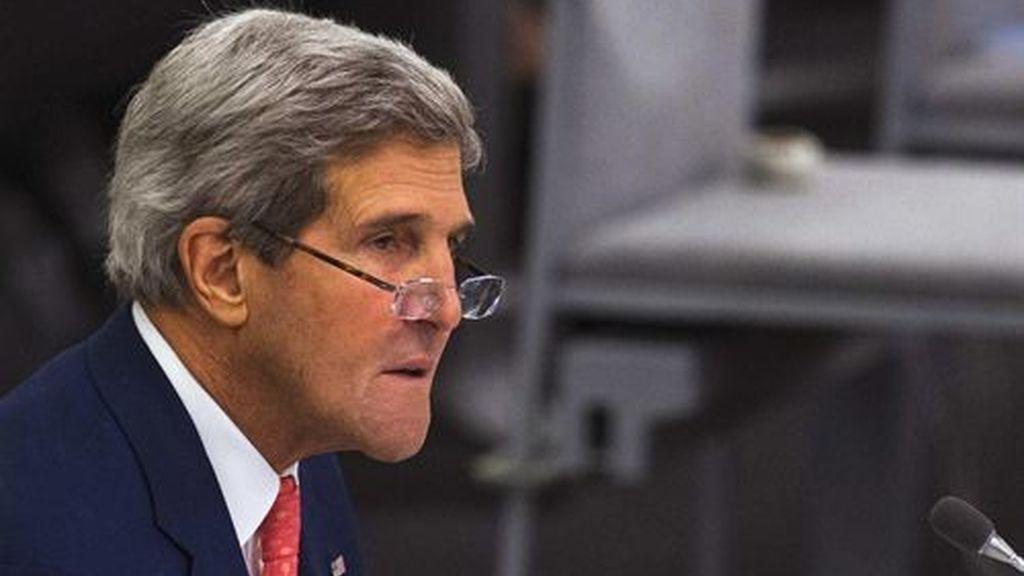 Kerry garantiza que el cierre del Gobierno no afectará a los compromisos internacionales de EEUU