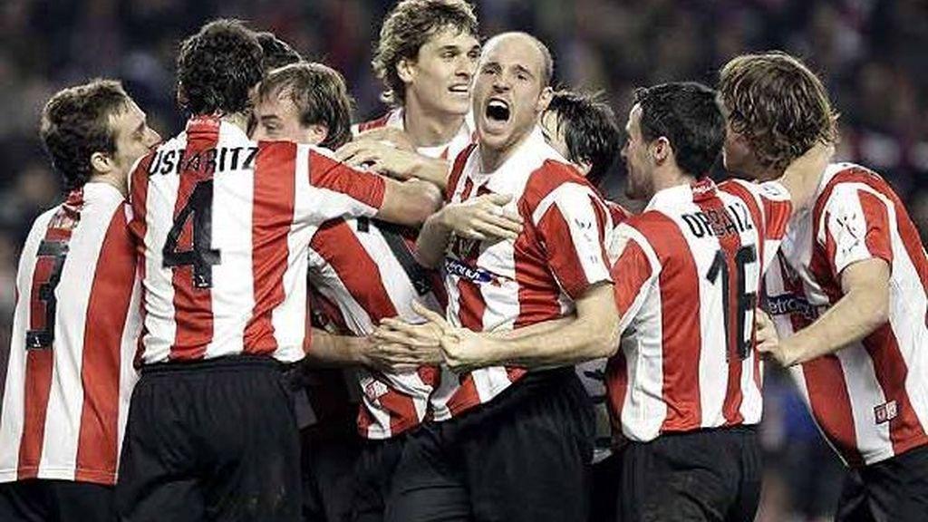 3-2. El Athletic se refuerza para la Copa con una nueva remontada
