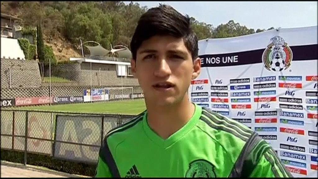 Liberado el futbolista mexicano Alan Pulido