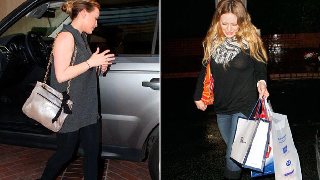 La de Scarlett Johansson y otras barrigas que han disparado los rumores