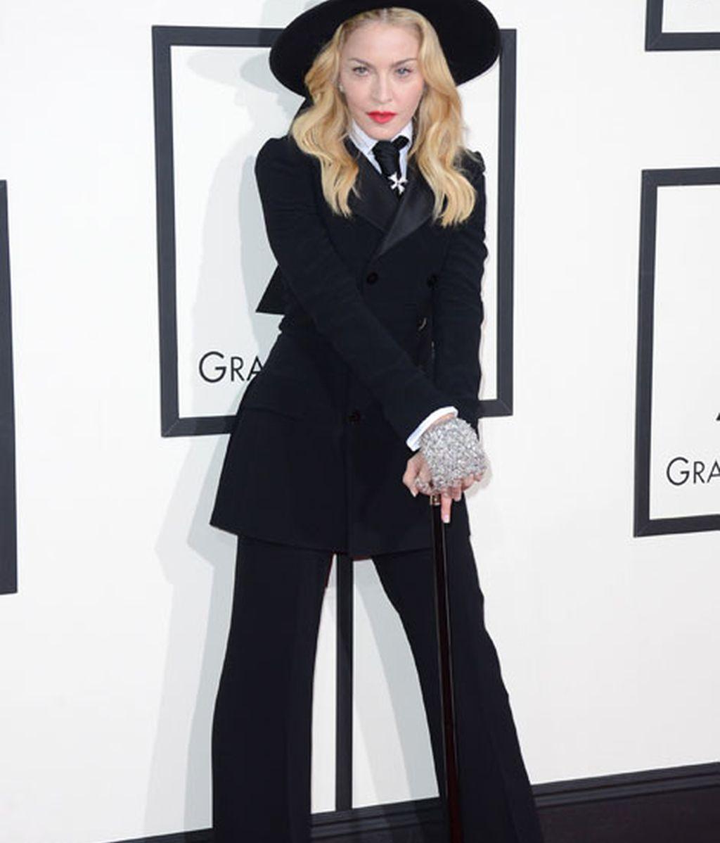 Madonna de Ralph Lauren