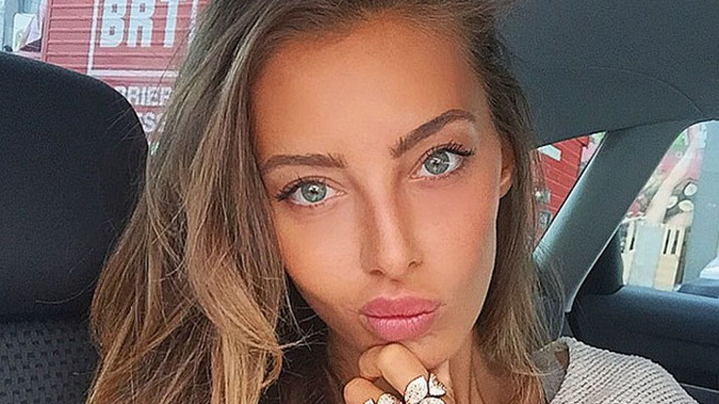 Alessia Tedeschi, la 'tifossi' de la Juve y 'doble' de Irina