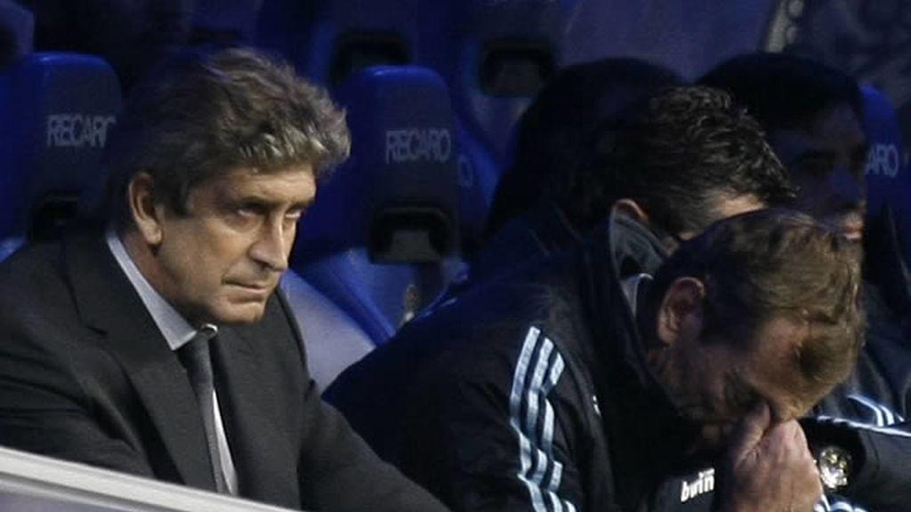 El Madrid, eliminado de la Copa del Rey