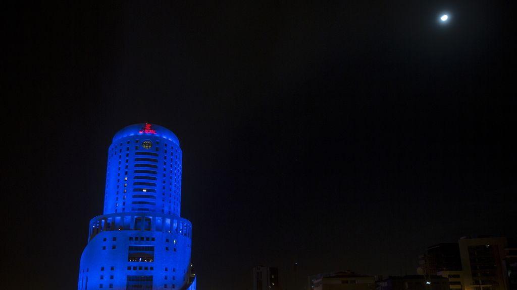 El Royal Hotel de Amman (Jordania)