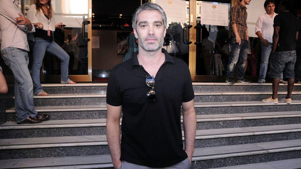 """El actor Adriá Collado que nos comentó estar muy ilusionado con su regreso a """"La que se avecina"""""""