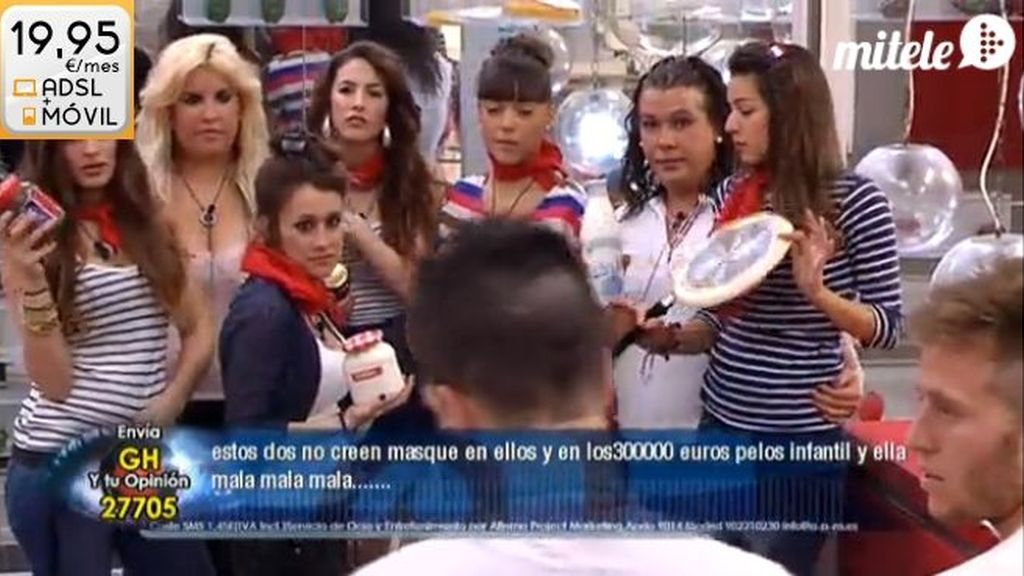 chicas gh