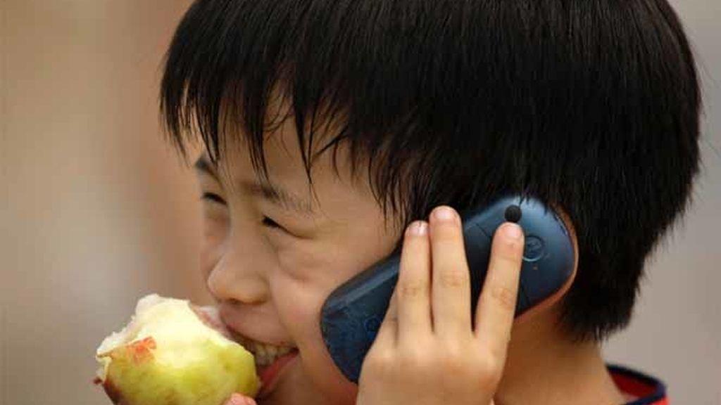 El peligro del móvil