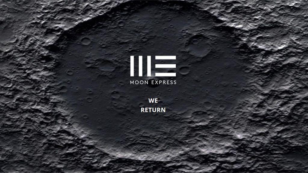 Página web de Moon Express
