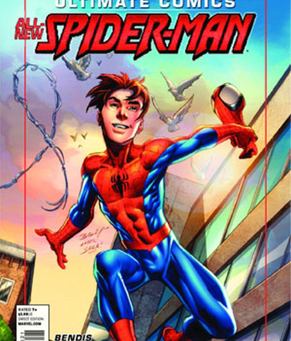 El nuevo Spiderman de Marvel será un Peter Parker adolescente