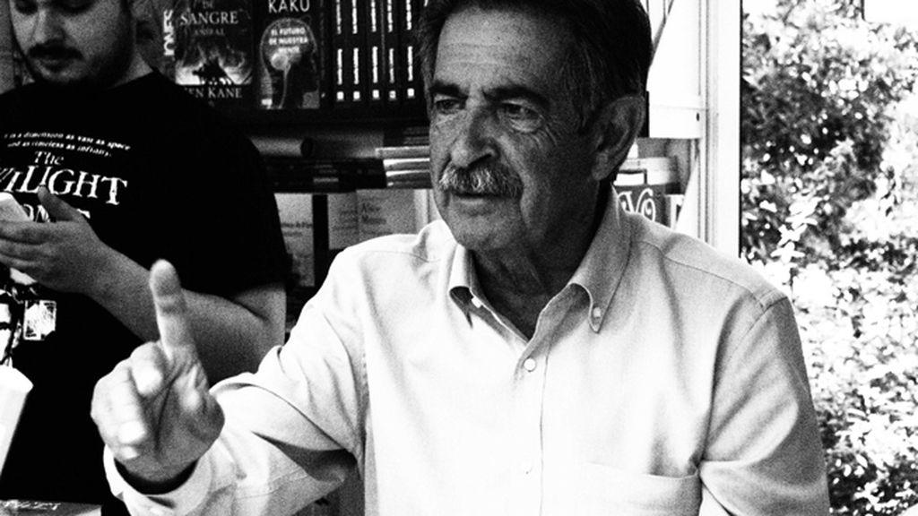 Miguel Ángel Revilla con 'La jungla de los listos'