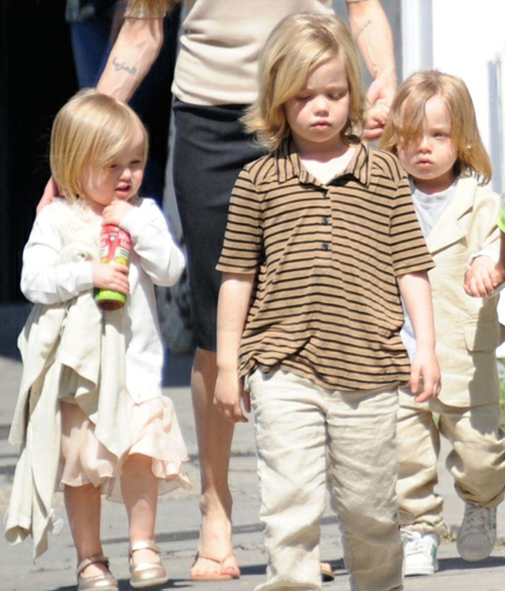 ¡Shiloh Jolie Pitt cumple 6 años!
