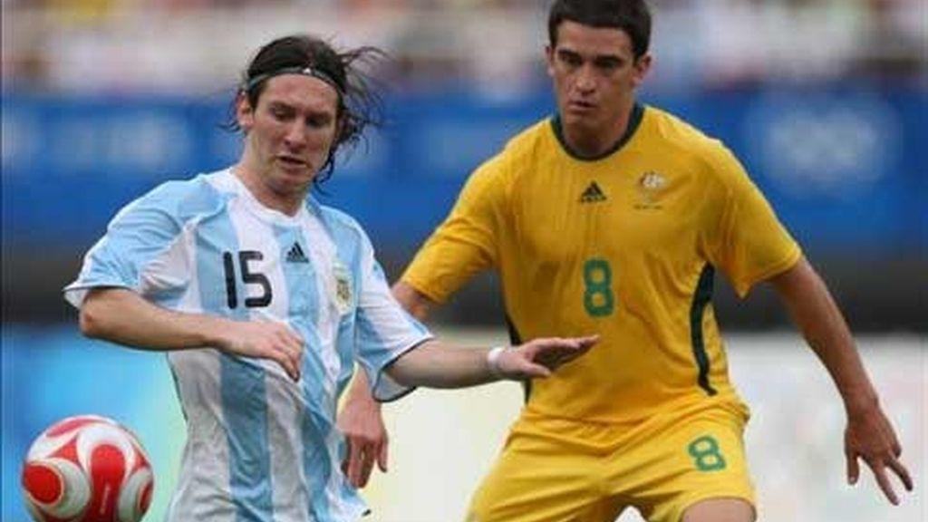 Argentina pasa a cuartos