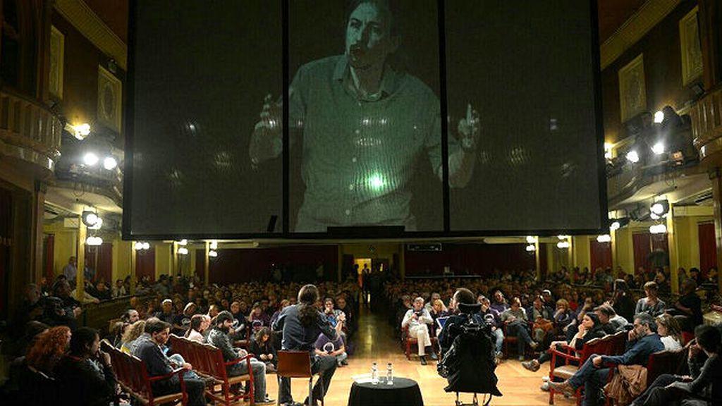 Pablo Iglesias y Echenique en Cataluña