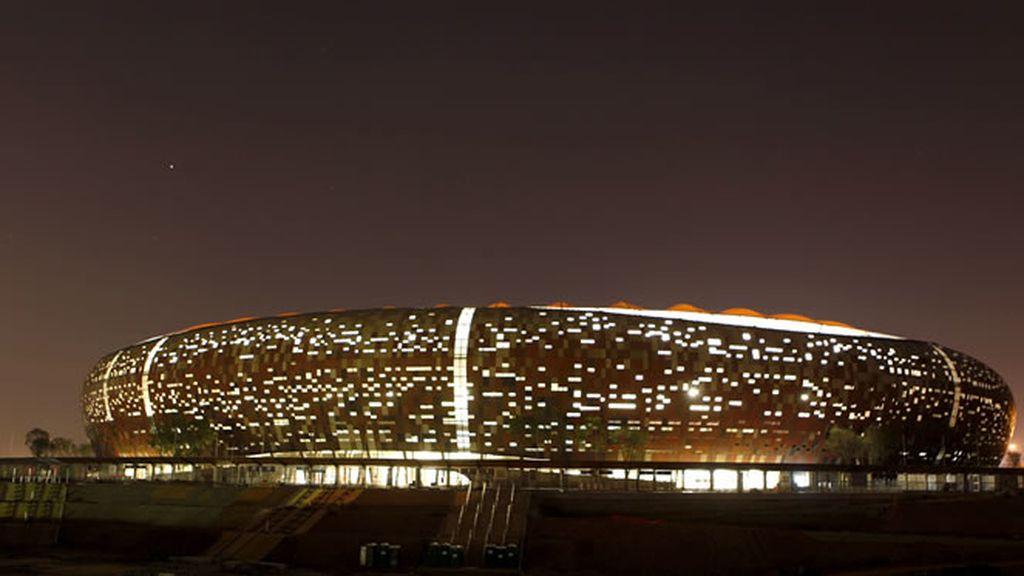 Soccer City, en Johannesburgo
