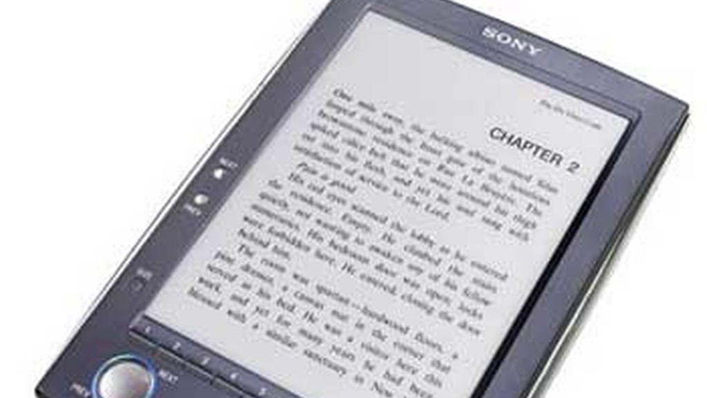 El lector electrónico de Sony, Reader.