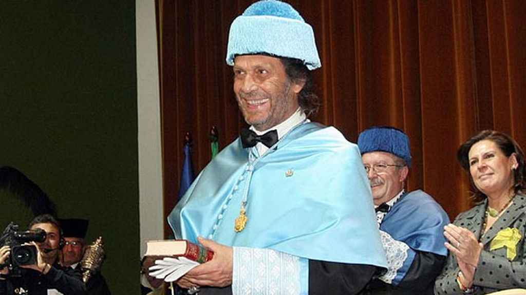 Paco de Lucía, Doctor Honoris Causa por la Universidad de Cádiz
