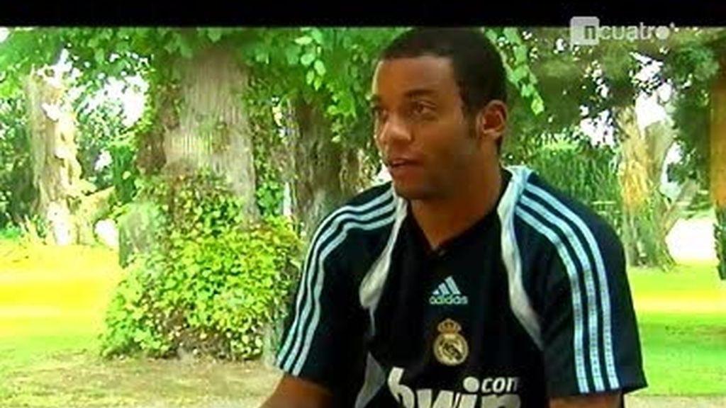 Marcelo se confiesa en Cuatro