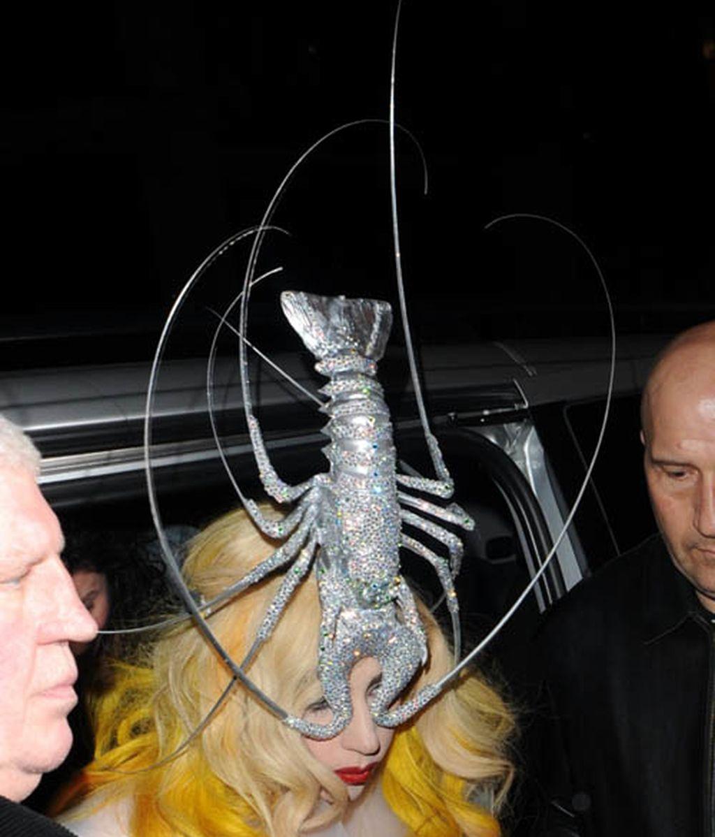 Lady Gaga, icono de estilo