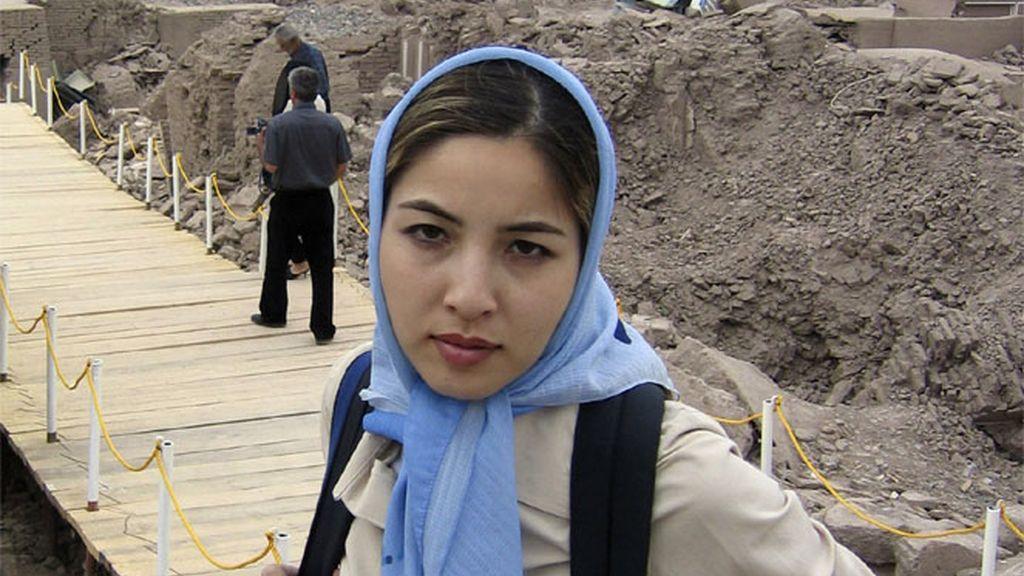 Roxana Saberi, periodista irano-estadounidense
