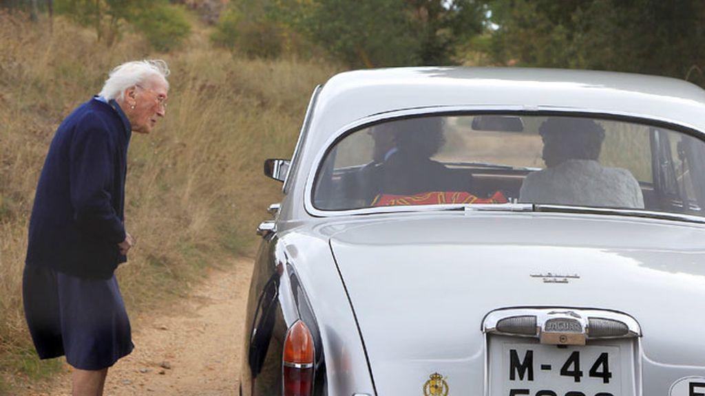 La 'campechana' boda de Álvaro Marichalar