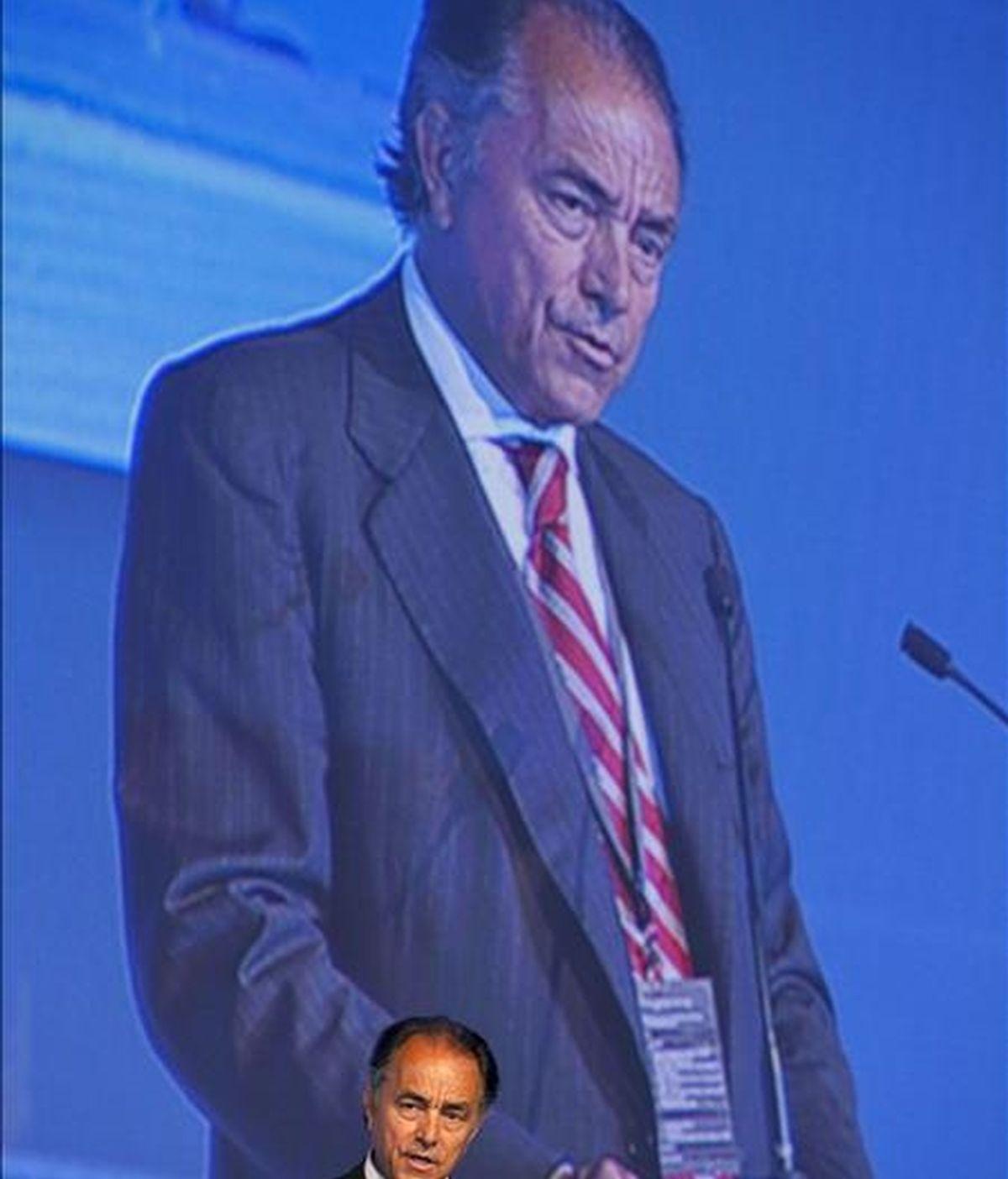 El candidato a la presidencia de la CEOE, Jesús Banegas. EFE/Archivo