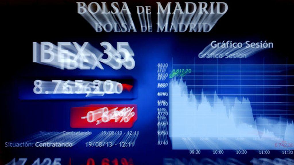 Bolsa de Madrid, Ibex