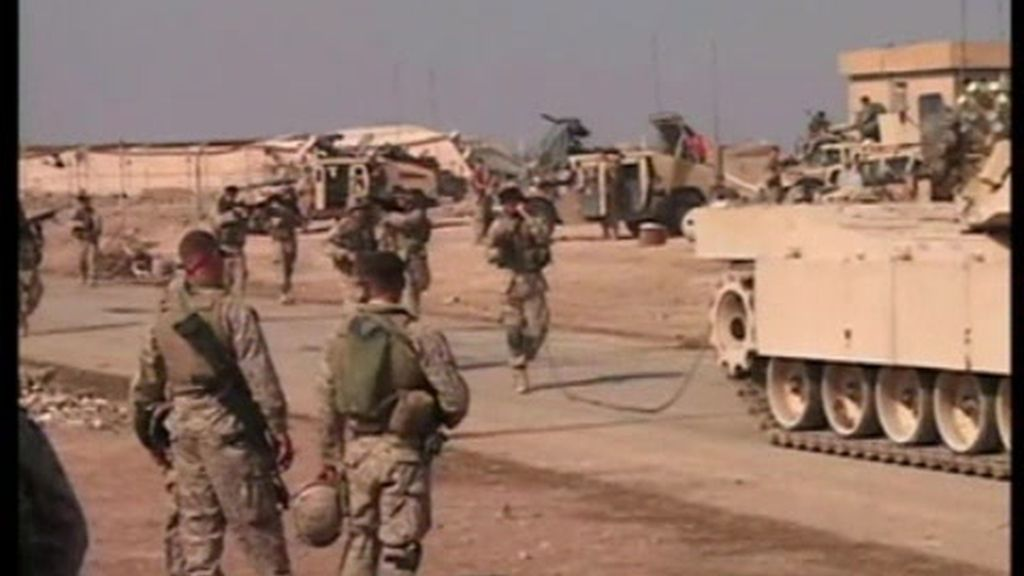 Nuevos datos sobre las tropas americanas en Irak