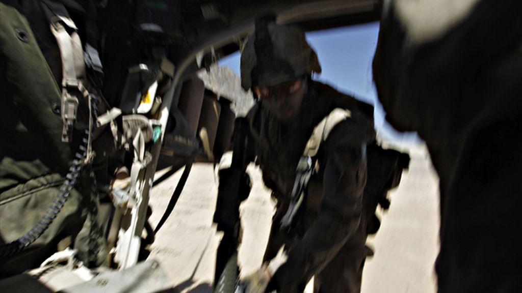 Afganistán tropas