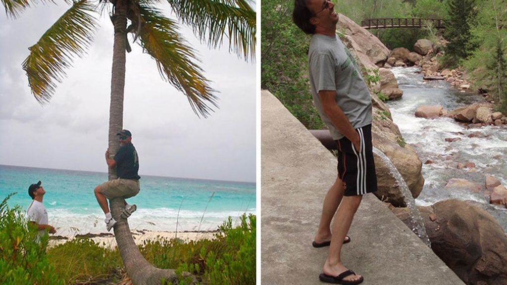 Padres en vacaciones