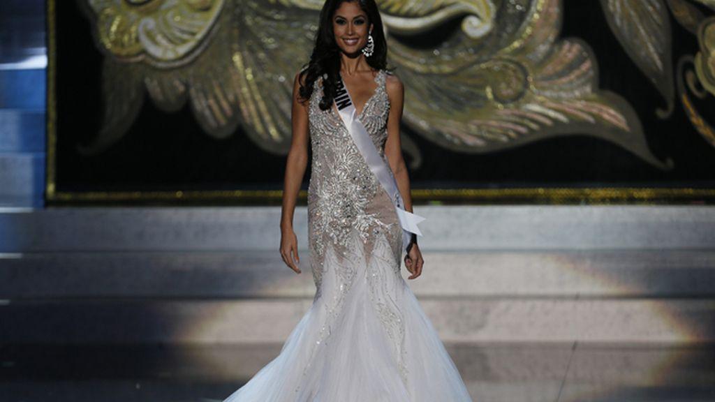La española Patricia Yurena segunda en una emocionante final