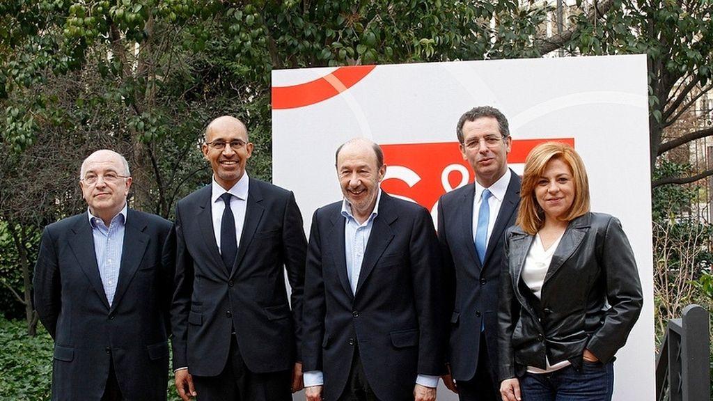 Solana insta al PSOE a no culpar a la UE de todos los males sino a trabajar para hacerla más legítima