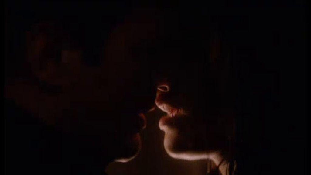 Las fotos del beso más esperado de Castle y Beckett