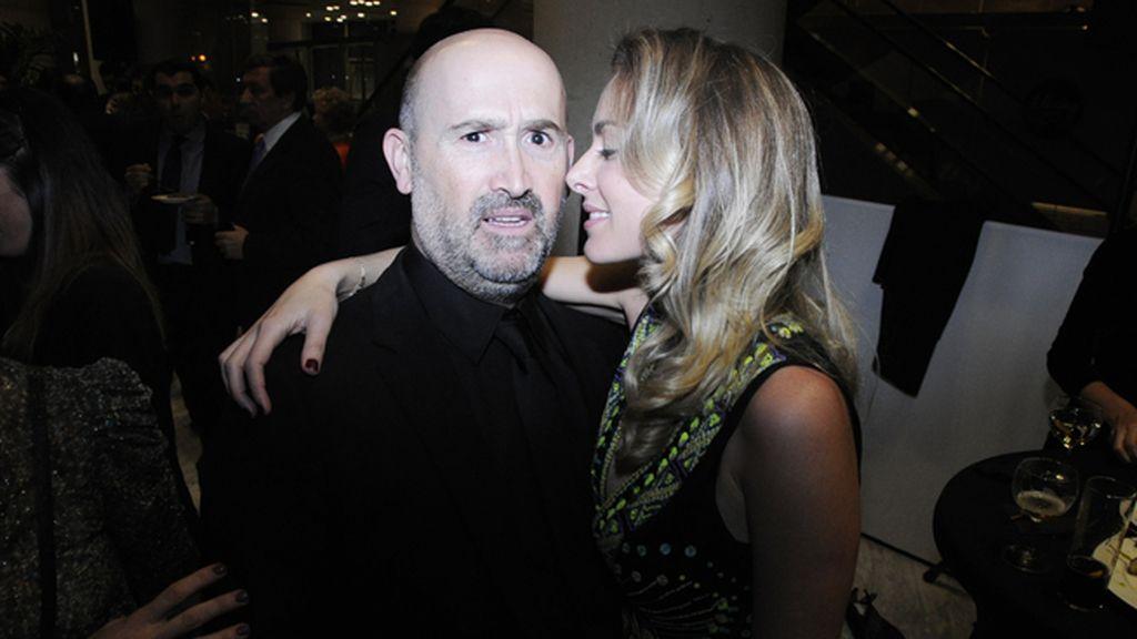 """Javier Cámara, nominado por """"Vivir es fácil con los ojos cerrados"""", con Kira Miró"""