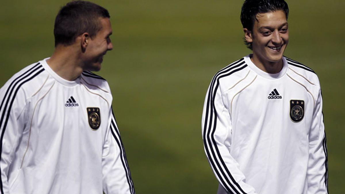 Ozil, objetivo del Madrid