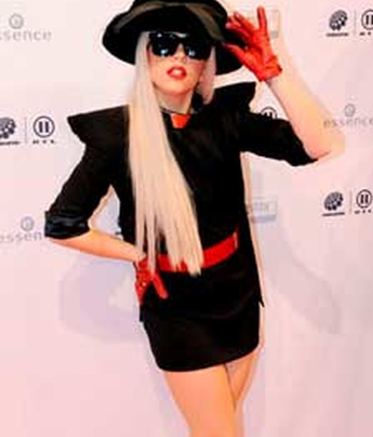 Lady Gaga se encuentra deprimida porque piensa que su físico es muy masculino. FOTO. EFE
