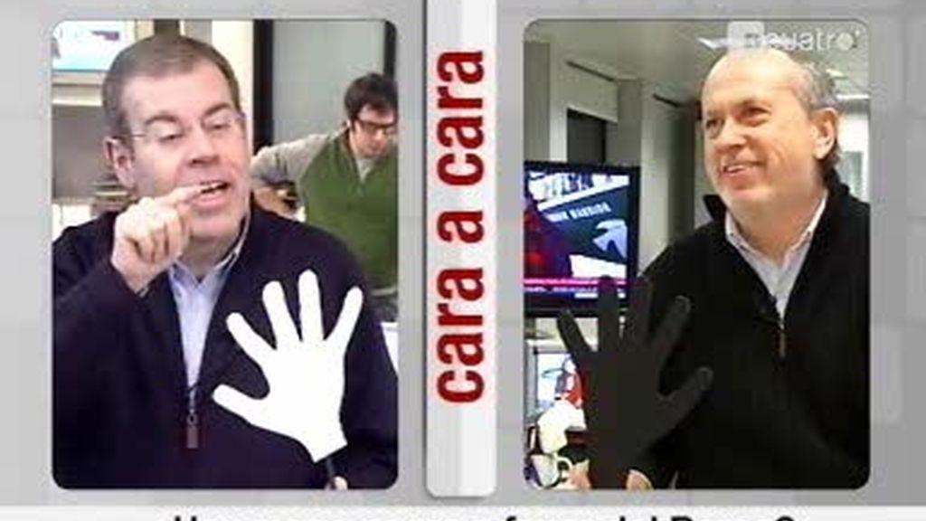 ¿Hay mano negra, mano blanca... o no hay mano?