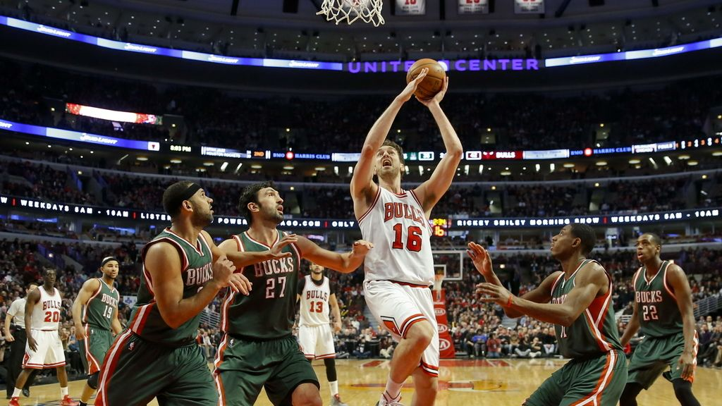 Gasol rompe récord anotador en la NBA