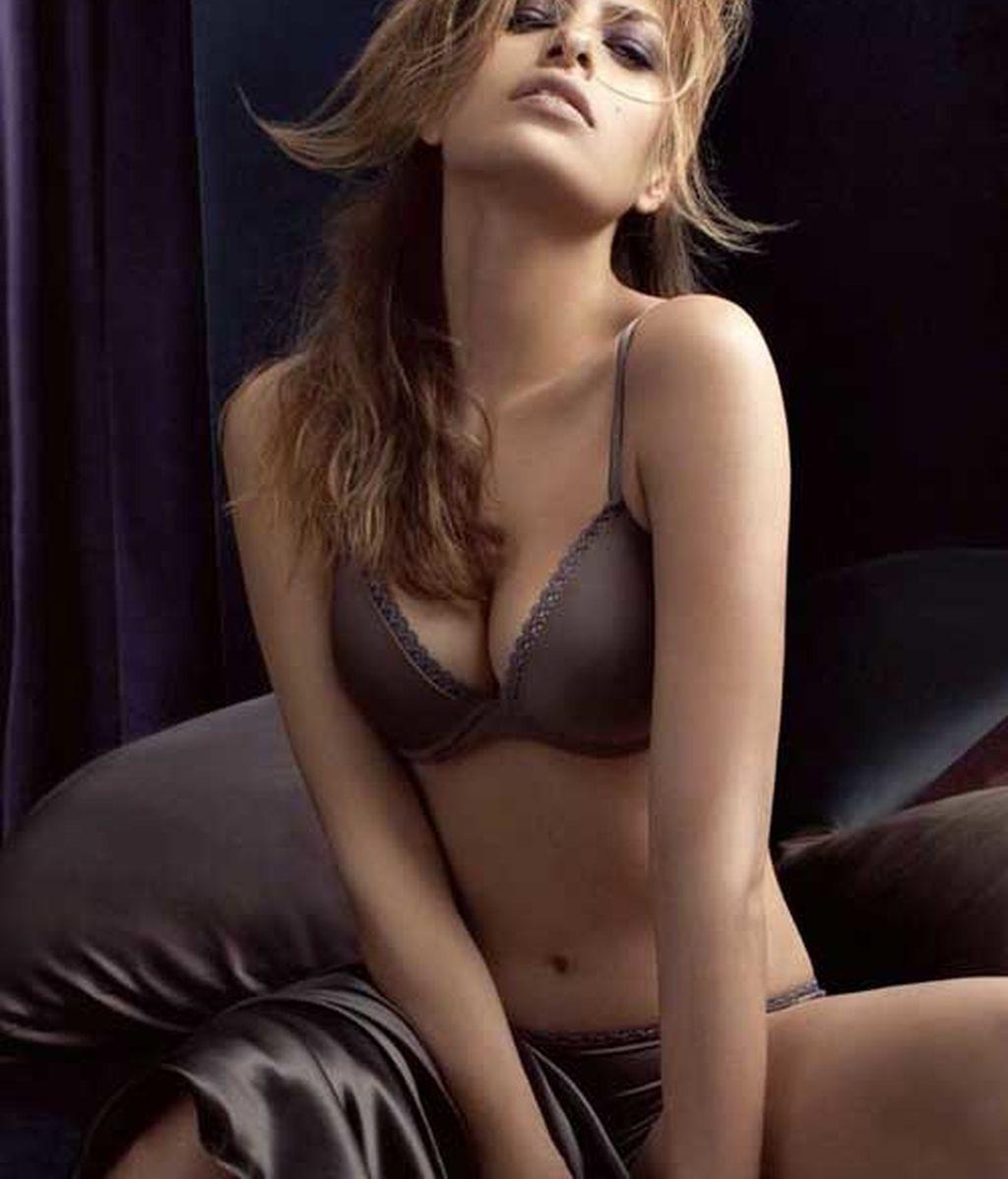 Lo más íntimo de Eva Mendes