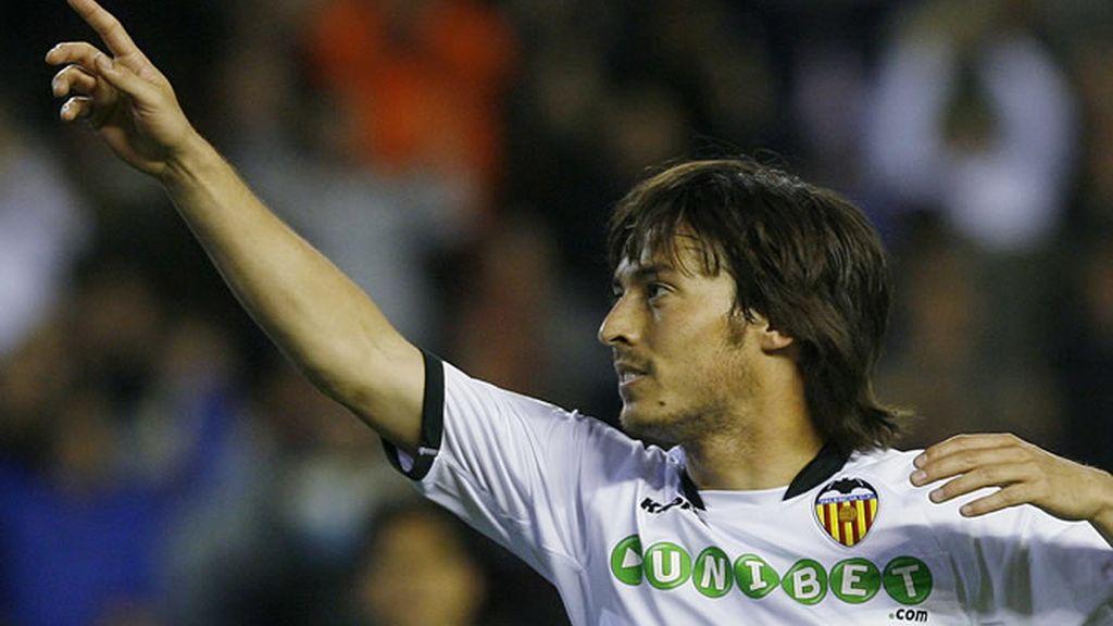 Silva, objetivo del Madrid