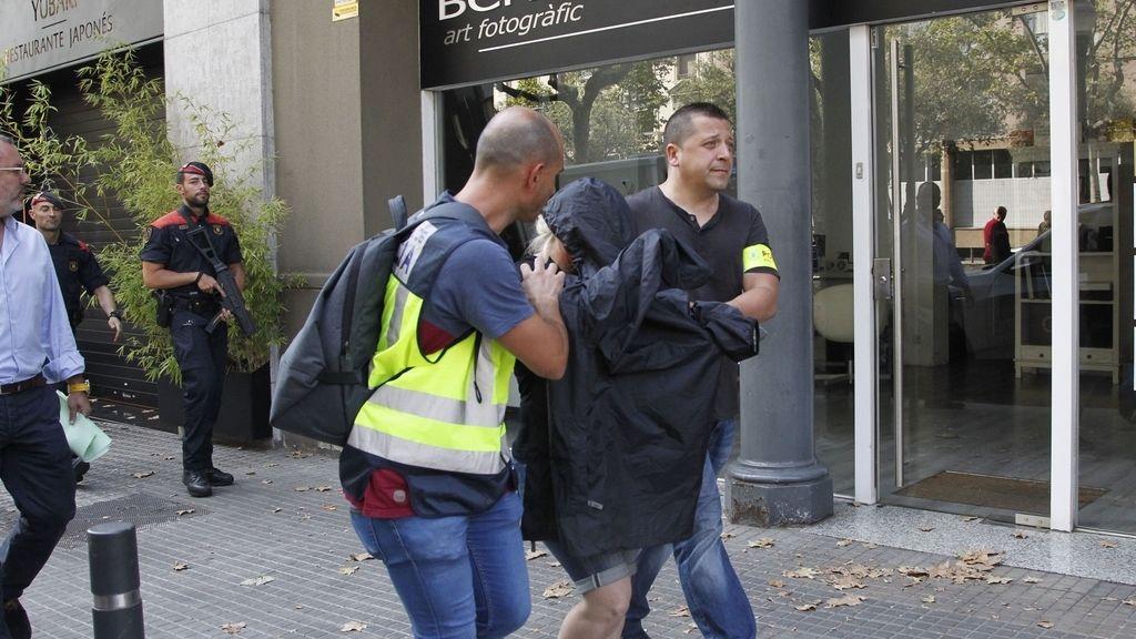 Operación en Barcelona contra el blanqueo de capitales