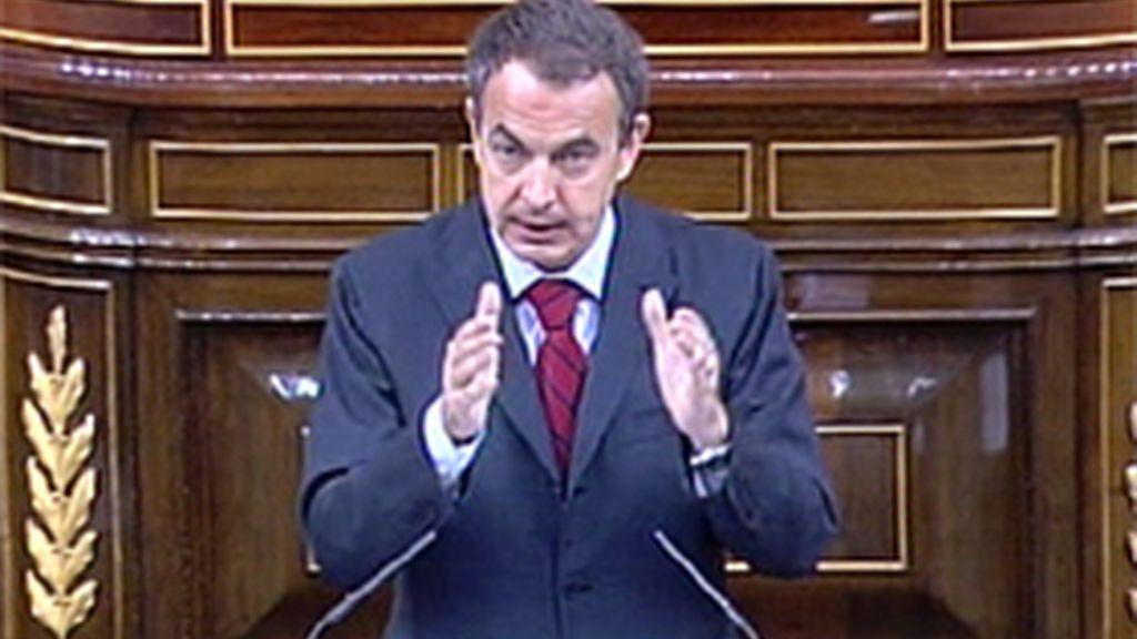 Segunda jornada para Zapatero