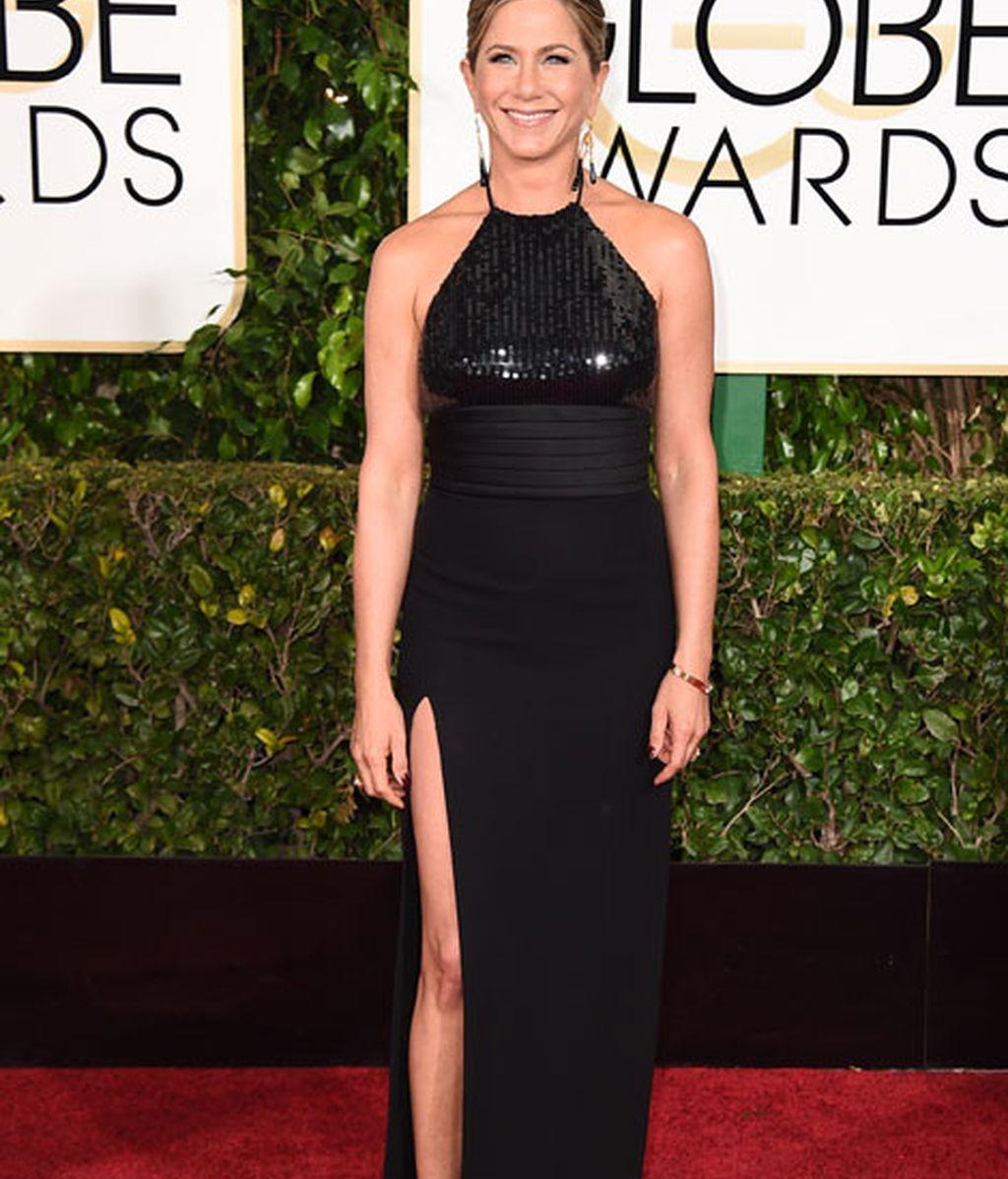 Jennifer Aniston de Saint Laurent
