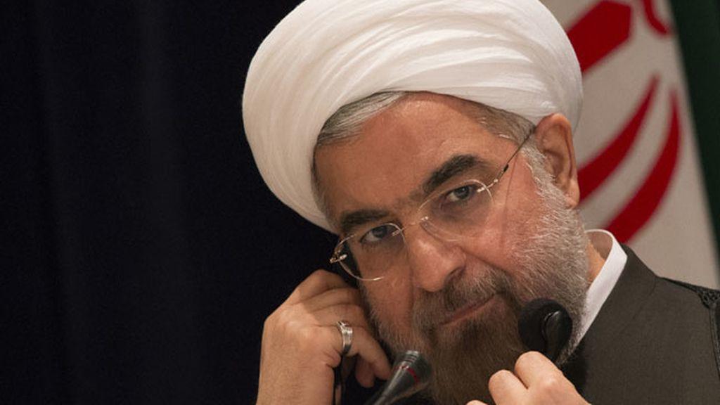 """Rohani apela al """"derecho nuclear"""" y a la mejora de las """"condiciones de vida"""""""